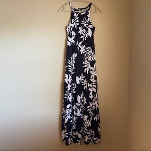 Old Navy Floral Graphic Print Sleeveless Dress